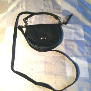 Bree black and green small crossbbody belt bag🇩🇪